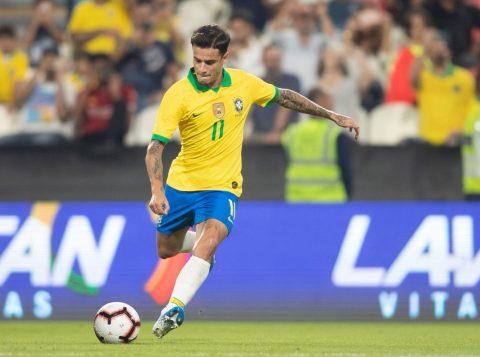 A Seleção Brasileira de futebol goleia a Coreia do Sul e encerra um jejum de vitórias