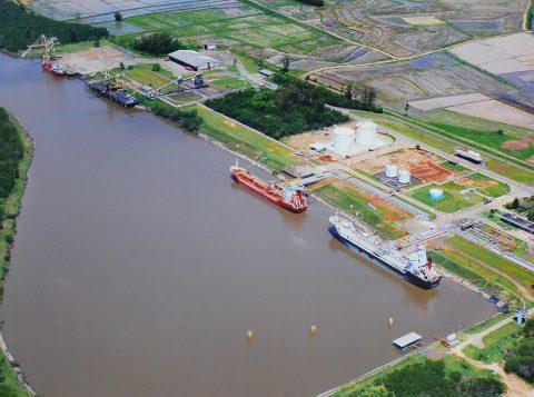 Navegação interior cresce no Rio Grande do Sul