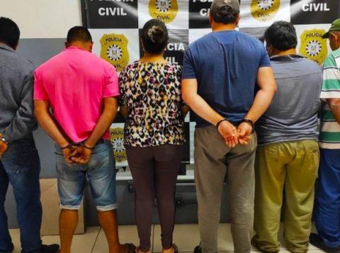 Seis pessoas são presas em operação no combate aos crimes de abigeato, receptação de carne furtada e crimes contra o consumidor no interior do Estado