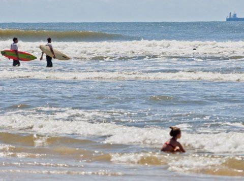 Faltando mais de um mês para o verão, a Fepam já se prepara para monitorar a qualidade da água nas praias e balneários gaúchos
