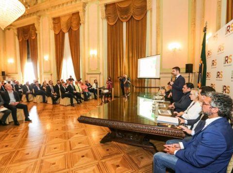 O governo gaúcho vai utilizar a permuta de imóveis do Estado para quitar as dívidas com os municípios na área da saúde