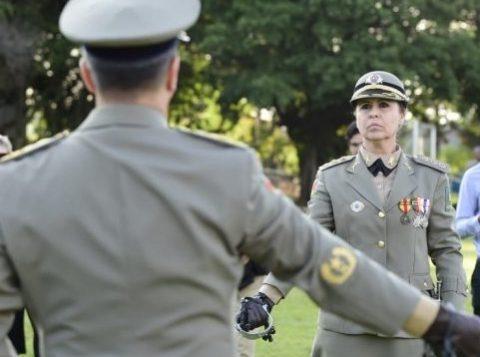 Ao comemorar 182 anos de fundação, a Brigada Militar empossou os seus novos comandantes, incluindo a primeira mulher na cúpula da corporação