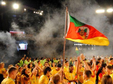 O Rio Grande do Sul tem 272 atletas de colégios públicos e particulares nos Jogos Escolares da Juventude de 2019
