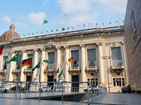 Já estão na Assembleia Legislativa as propostas do governo gaúcho para reestruturação da previdência e das carreiras do funcionalismo estadual