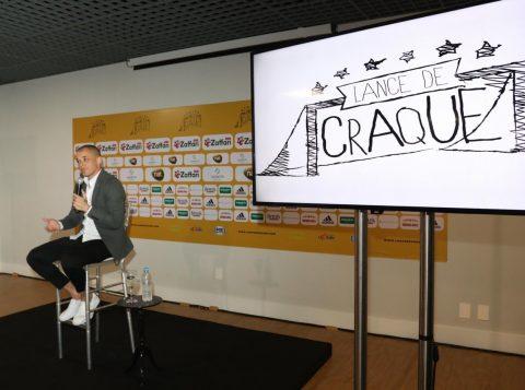 Lance de Craque 2019 | Embaixador D'Alessandro apresenta 6ª edição do projeto beneficente