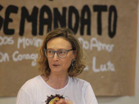 Deputada Maria do Rosário tem carro roubado na Capital