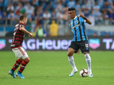 Semana de treinos e baixa de selecionáveis: a preparação do Grêmio até o 'reencontro' com o Flamengo