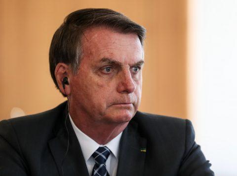 Bolsonaro anunciou a sua saída do PSL e espera criar um novo partido até março