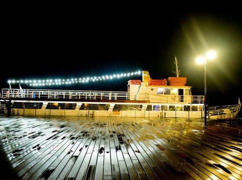 Barco Cisne Branco será palco das comemorações dos 30 anos da BarberShop