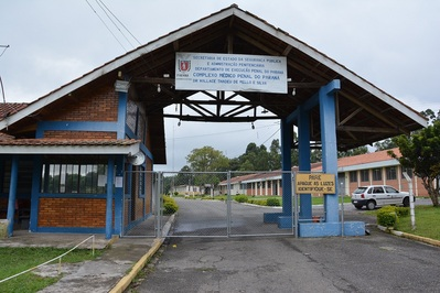 Ex-policiais lideravam ala de presos da Operação Lava-Jato