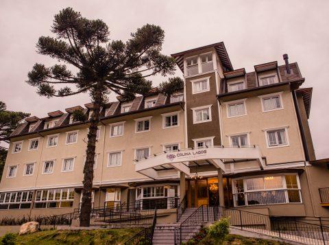 Colina Lagos Hotel inaugura em Gramado