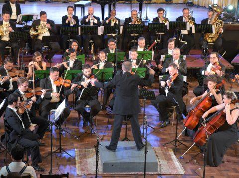 Lançamento do VI Gramado in Concert