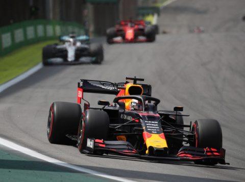 Holandês Max Verstappen vence o GP Brasil de Fórmula 1