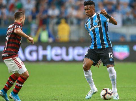 Grêmio 0 x 1 Flamengo na Arena; acompanhe