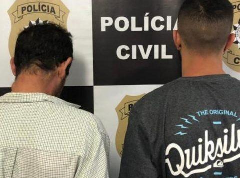 Dois homens são presos em ação contra a violência doméstica em Viamão