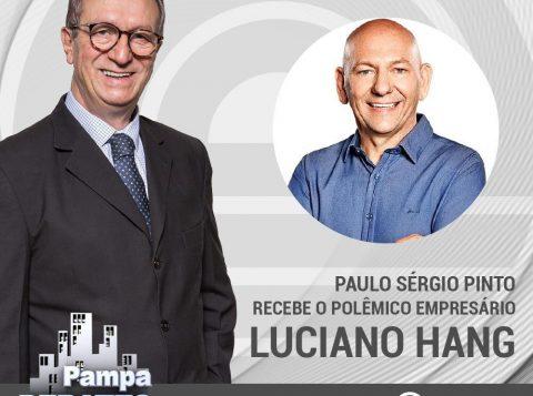 Pampa Debates recebe o empresário Luciano Hang