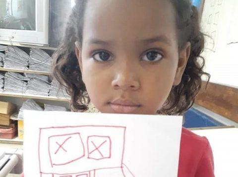 Menina de 5 anos morre ao ser baleada no Rio de Janeiro