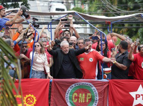 Discurso de Lula foi considerado acima do tom por dirigentes do PT