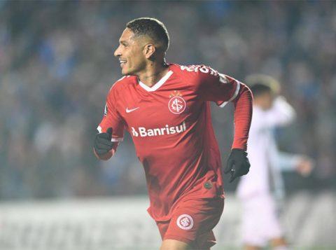 Seleção Peruana libera convocados e Guerrero fica à disposição para enfrentar o Corinthians