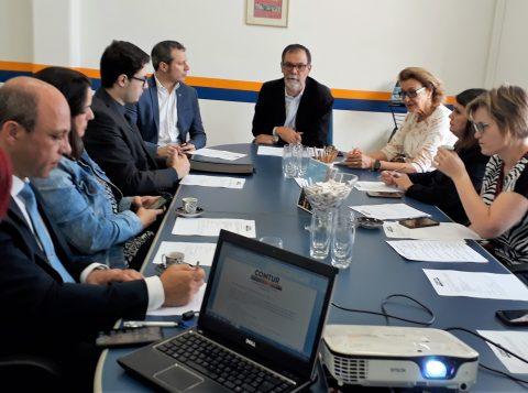 Plano de Turismo para Porto Alegre é apresentado em reunião do COMTUR no Convention Bureau