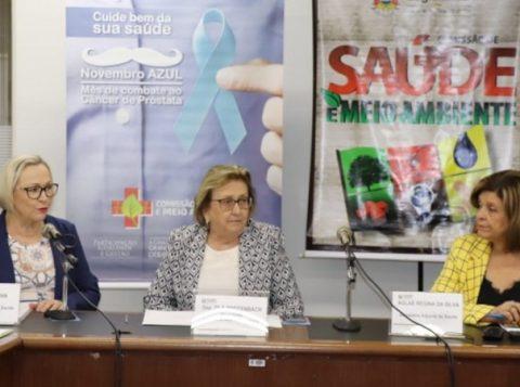 Secretaria apresenta na Assembleia ações e realizações da saúde no segundo quadrimestre no Rio Grande do Sul