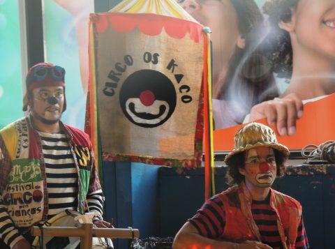 """Com o espetáculo """"Transformando o nosso mundo"""", Teatro nas Escolas chega ao Rio Grande do Sul"""