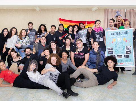Histórias Recortadas – Comparsaria das Façanhas comemora a 10ª edição do projeto Teatro de Fato