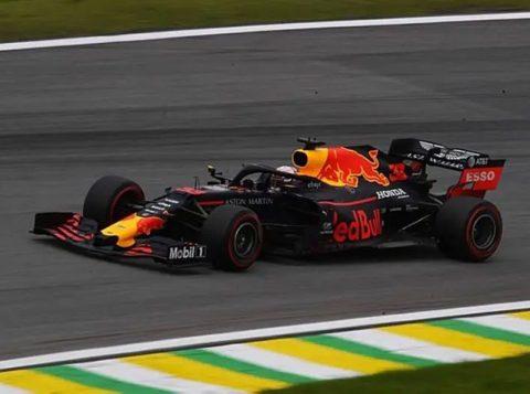 Verstappen supera Vettel e garante pole no GP do Brasil
