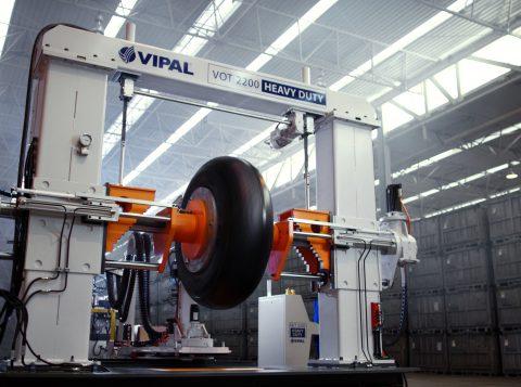 Vipal Máquinas se consolida no mercado brasileiro e internacional