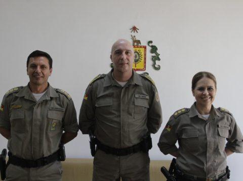 Brigada Militar anuncia nomes para compor Comando-Geral, que pela primeira vez conta com uma mulher