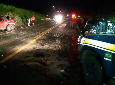 Acidente mata criança, mulher grávida e mais duas pessoas na Região Noroeste do Rio Grande do Sul