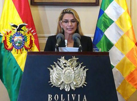 Evo Morales não poderá disputar próxima eleição, diz presidente da Bolívia