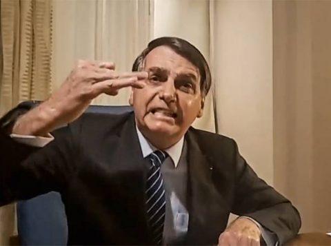 Aliados aconselham Bolsonaro a mudar discurso sobre a Globo