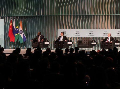 Entenda o que é o Brics, grupo formado por Brasil, Rússia, Índia, China e África do Sul, que está reunido em Brasília