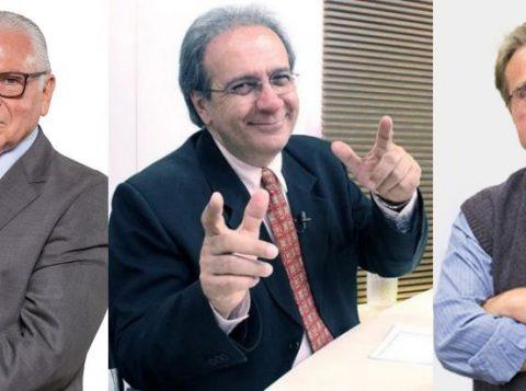 Armando  Burd, Marne Barcelos e Gustavo Victorino também concorrem ao Prêmio Press 2019, saiba em quais categorias
