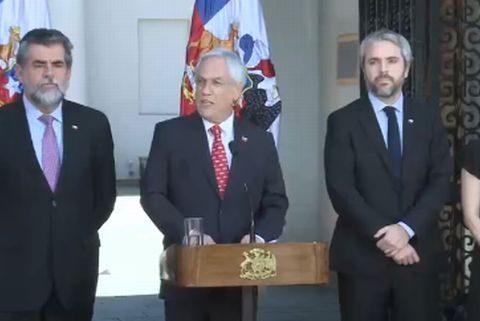 Movimento do governo do Chile para mudar a Constituição causa receio naquele país
