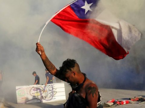 Turbulência no Chile, na Bolívia e na Argentina atrasa o retorno do investimento estrangeiro ao Brasil