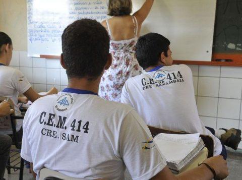Os Estados Unidos abrem inscrição para alunos brasileiros de baixa renda