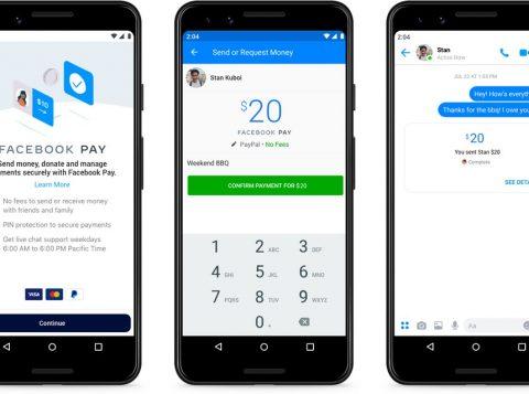 O Facebook lançou um sistema de pagamento para WhatsApp e Instagram