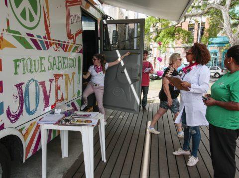 Semana da Consciência Negra em Porto Alegre terá teste de HIV, sífilis e hepatite