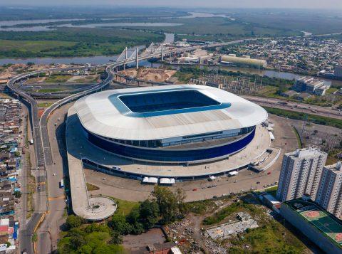 Confira o trânsito e o transporte para Grêmio x Flamengo no domingo na Arena