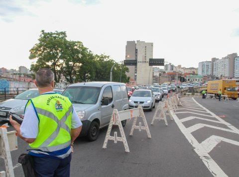 Trânsito de Porto Alegre tem o menor número de mortes em 22 anos
