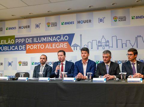 Prefeitura de Porto Alegre esclarece sobre PPP da Iluminação Pública