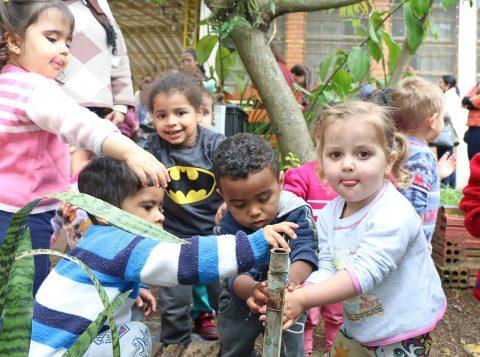 Inscrição de alunos novos na Educação Infantil acaba nesta quinta-feira