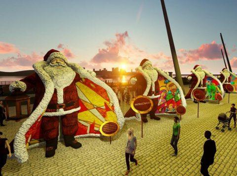 Porto Alegre terá uma programação especial de Natal com mais de 70 atividades gratuitas em diversas regiões da cidade