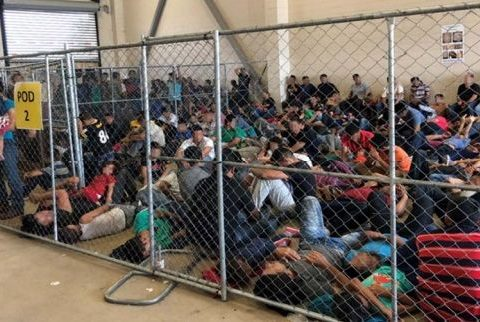 Mais de 100 mil crianças estão retidas pela imigração dos Estados Unidos: São menores com suas famílias ou que foram separados dos pais