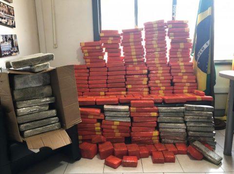 Polícia Civil apreende 167 quilos de maconha em São Leopoldo