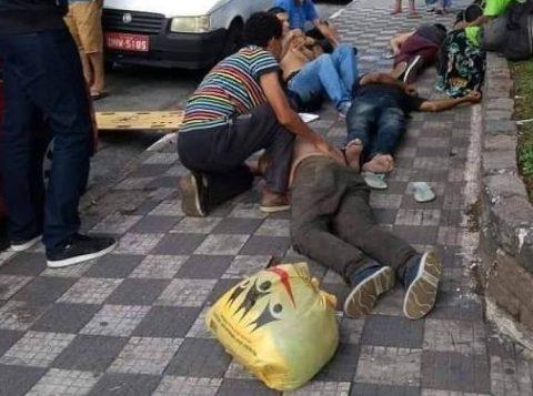 Quatro moradores de rua morrem em Barueri por suspeita de envenenamento