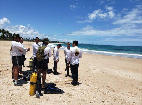 Marinha confirma novas manchas de óleo no Delta do Parnaíba. Cinco praias do Piauí voltam a ser atingidas