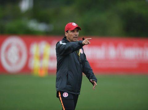 Técnico do Inter terá 1° semana cheia de trabalho para a partida contra o Corinthians